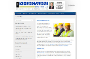The Sharman Law Firm, LLC
